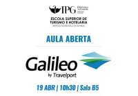 Aula Aberta: Galileo by Travelport
